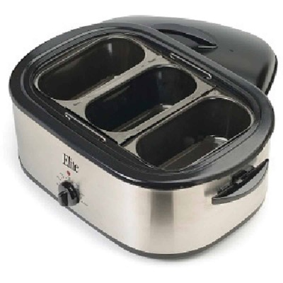 Elite Platinum 18 Qt. Stainless Electric Roaster