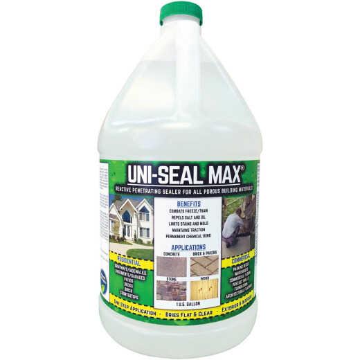 Uni-Seal Max Concrete & Masonry Sealant, 1 Gal.