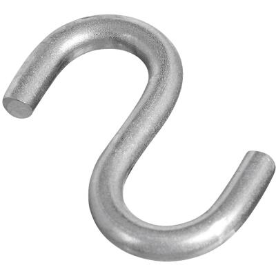 National 1-1/2 In. Stainless Steel Heavy Open S Hook