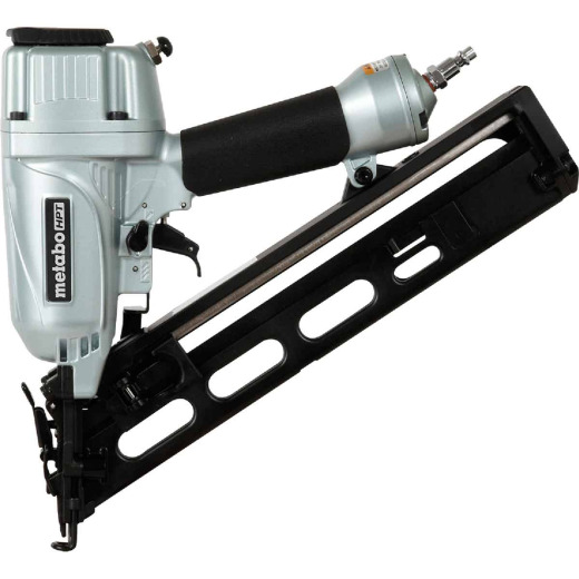Metabo HPT 15-Gauge 2-1/2 In. Angled Finish Nailer