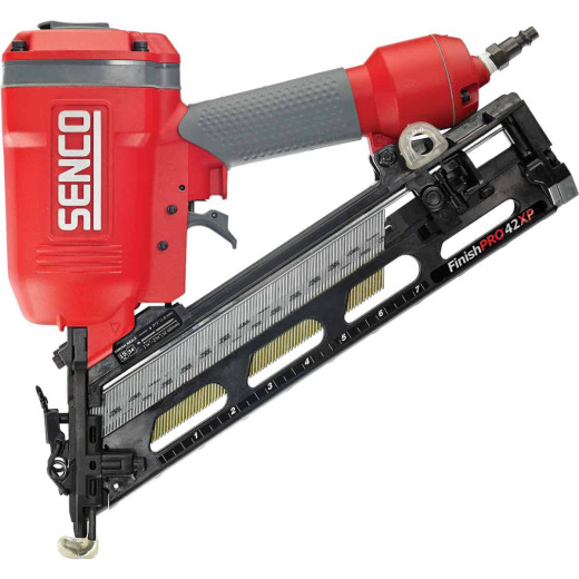 Senco FinishPro 42XP 15-Gauge 2-1/2 In. Angled Finished Nailer