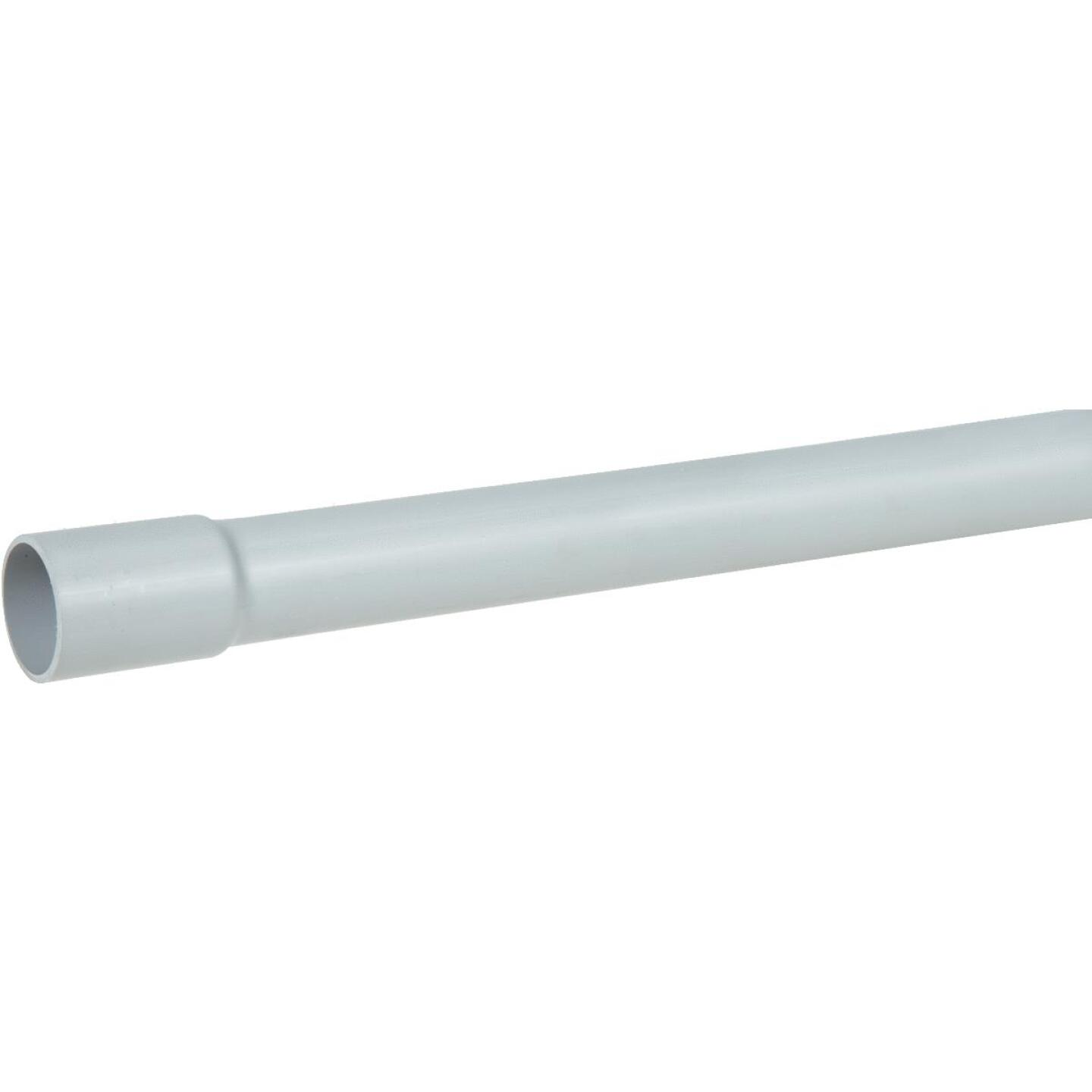 Allied 3/4 In. x 10 Ft. Schedule 80 PVC Conduit Image 1