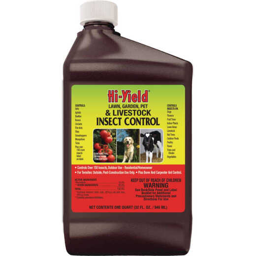 Hi-Yield 32 Oz. Concentrate Garden & Farm Insect Killer