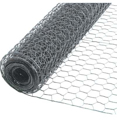 Do it 2 In. x 36 In. H. x 50 Ft. L. Hexagonal Wire Poultry Netting